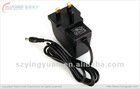 Safety 12V2A Wall-Mounted AC/DC Adaptor for LED