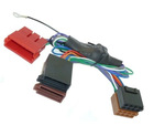 car ISO with PCB wire harness