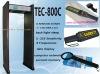 Walk Through Metal Detector Safety Gate TEC-800C