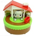 Cat & Mouse Coin Bank