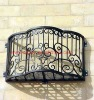 2012 Newest iron window grill by forge