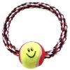 plush sport ball,rope toys ,pet toys