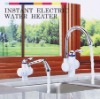 electric kitchen&bathroom faucet,tap,instant electric water heater