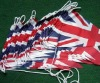 All differents national bunting decorative triangle string flags
