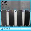 china new material cosmos black granite slab price