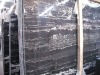 Silver Draong Black marble