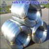 Galvanized steel wire coil