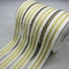 Polyester Gold Combination Petersham Ribbon