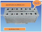 high quality wpc door panel mould