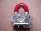 FF-C-450 type 1 class 1 drop forged wire rope clips US type