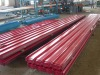 color prepainted corrugated sheet
