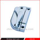 High quality zinc alloy sliding window sash lock