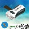 3 super white LEDs dynamo flashlight/torch