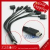 10 in 1 Charger USB Cable