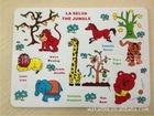 animal puzzle mat