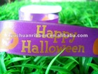 1.5 inch Celebrate it ribbon for Halloween (satin ribbon)