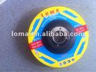 depressed center grinding wheel/disc
