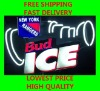 bud ICE print beer neon sign led sign