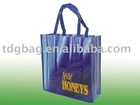 140gsm laminated RPET packing bag