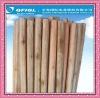 varnished wooden stick/paint stick