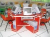 2011 popular wooden computer desk/school student pc table/wooden furniture
