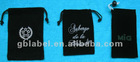 2012 fashionable design gift velvet pouch