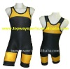 Sublimation Quick Dry Wrestling Singlet