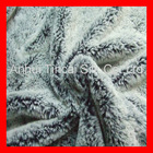 Polyester Discharge Printed Fake Fur Fabric