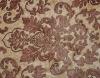 bronzing upholstery velvet fabric