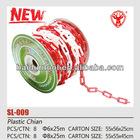 6MMplastic link chain