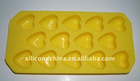 2011 hot selling silicone ice tray