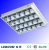 T8 Recessed louver fitting 4X18W