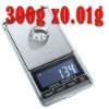 NEW 0.01 x 300g Electronic digital Balance scale GRAM POCKET DIGITAL WEIGHING pocket scales
