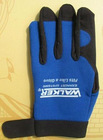 knitted fabric industry working protective gloves (M-707)