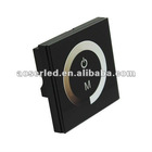wall mounted touch Led dimmer controller
