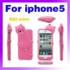 3D Funny Cat Pattern Case Skin phone O-878