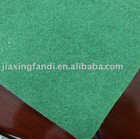 Nonwoven flooring carpets for exhibition