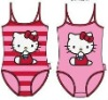 Girls condole belt swimsuit