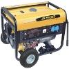 CE certificate 4KW gasoline/petrol 4-stroke power generator sets