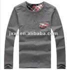 Fashion design men's trendy polo shirt