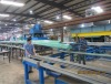 Fusion bonded epoxy coated steel dowel production line