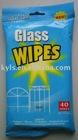 GLASS WET WIPES