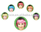 two-toned bob wigs