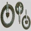 spiral beverl gear machine