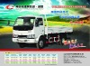 CLC cargo truck CL1080D payload 5MT