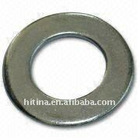 Flat Washer with Black, Phosphate, Zinc and Hot Dip Galvanized Surface, Measures M3 To M100