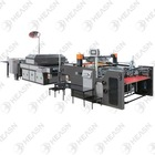 Full Automatic Stop Cylinder Screen Press for cardboard