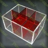 perspex (acrylic) plasic boxes