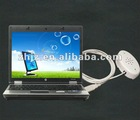 laptop display security alarm device