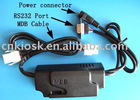 Bill acceptor and coin validator PC adapter